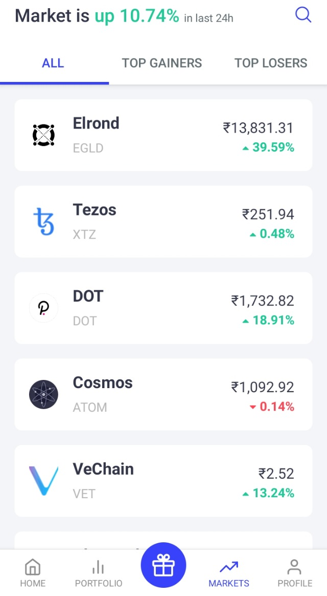 Top 5 Cryptocurrency exchanges in india in hindi