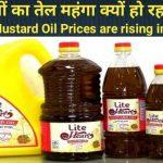 सरसों का तेल महंगा क्यों हो रहा है